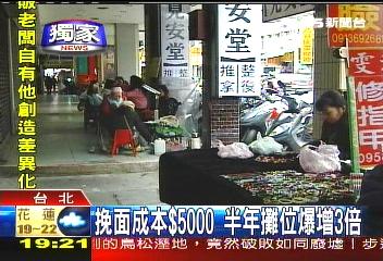 資本金は5000元。日本円で約15000円です。